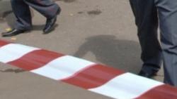 В Щербинке произошел взрыв газа, один пострадавший