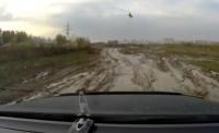 Короткая дорога из Щербинки в Южное Бутово (видео)